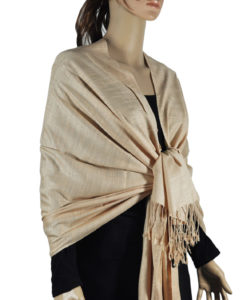 Silky Light Wedding Pashmina