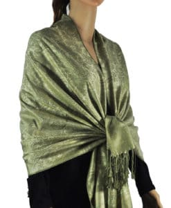 Whole Jacquard Pashmina
