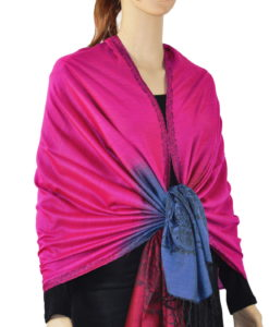 Ornate Abstract Pashmina